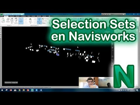 Navisworks: crear Selection Sets
