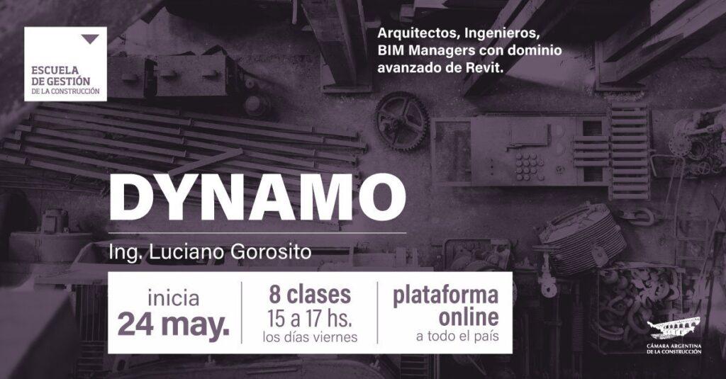 CAMARCO: curso de Dynamo