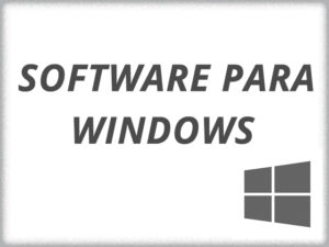 Software para Windows